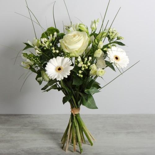 Bouquet de la fleuriste - Blanc