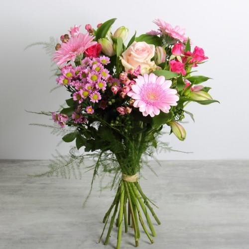 Bouquet de la fleuriste - Pastel